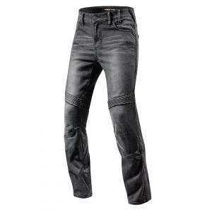 Jeansy motocyklowe Revit Moto TF czarne wyprzedaż