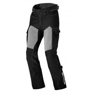 Spodnie motocyklowe Revit Cayenne Pro czarne skrócone