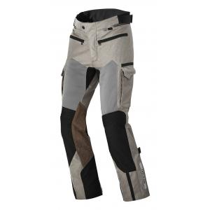 Spodnie motocyklowe Revit Cayenne Pro piaskowo-czarne przedłużone