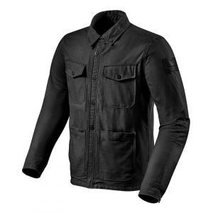 Koszula motocyklowa Revit Worker czarna