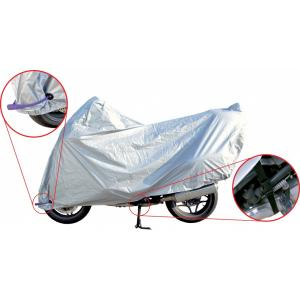 Motorbike cover RMS 267002120 L (228x99x124 cm)