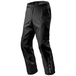 Spodnie przeciwdeszczowe Revit Acid H2O czarne wyprzedaż
