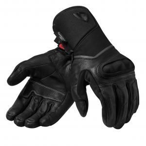 Rękawice motocyklowe Revit Summit 3 H2O czarne wyprzedaż