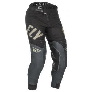 Motocrossowe spodnie FLY Racing Evolution 2021 czarno-szare
