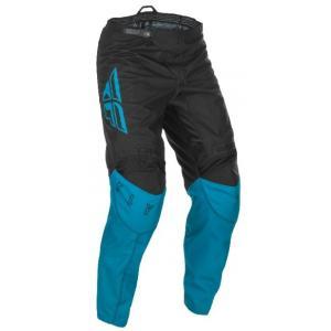 Motocrossowe spodnie FLY Racing F-16 2021 niebiesko-czarne