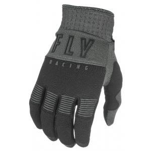 Motocrossowe rękawice FLY Racing F-16 2021 czarno-szare