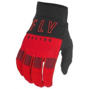 Motocrossowe rękawice FLY Racing F-16 2021 czarwono-czarne