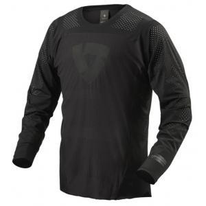 Motokrosový dres Revit Flow černý