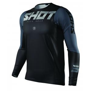 Motocrossowa koszulka Shot Aerolite Airflow czarna