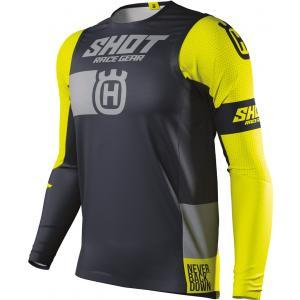 Motocrossowa koszulka Shot Aerolite Husqvarna