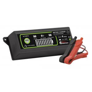 Ładowarka akumulatorów 12V 4Amp PB/GEL/AGM/LiFePO4