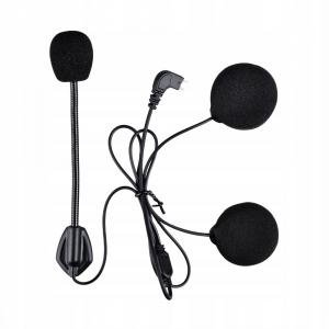 Náhradní ohebný mikrofon a sluchátka pro Bluetooth Intercom MaxTo M2