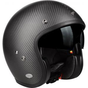 Otwarty kask motocyklowy Lazer Mambo Evo Pure Carbon - II. jakość