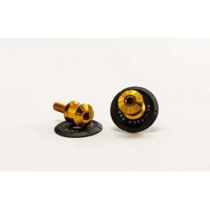 Spools PUIG PRO 9258O gold M6