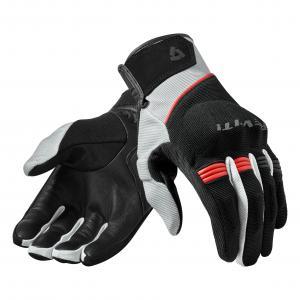 Rękawice motocyklowe Revit Mosca czarno-czerwone