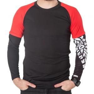 Koszulka nanosilver® z włóknem Coolmax® - długi rękaw