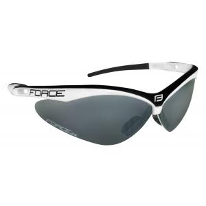 Brýle FORCE Air bílo-černé