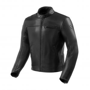 Skórzana kurtka motocyklowa Revit Roamer 2 czarna
