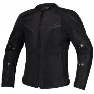 Dámská bunda na motorku Rebelhorn Hiflow IV černá