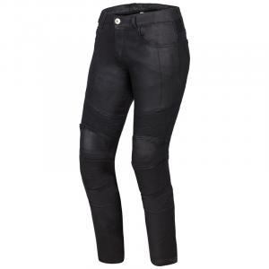 Damskie jeansy motocyklowe Ozone Roxy czarne