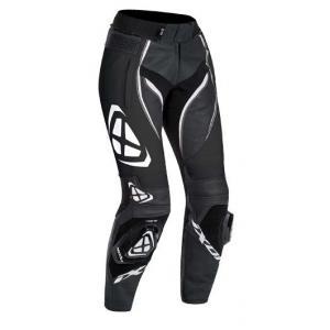 Dámské kalhoty na motorku IXON Vortex Lady černo-bílé