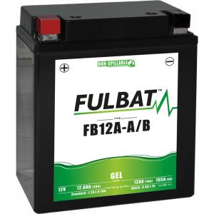 Gel battery FULBAT FB12A-A/B GEL (YB12A-A/B GEL)