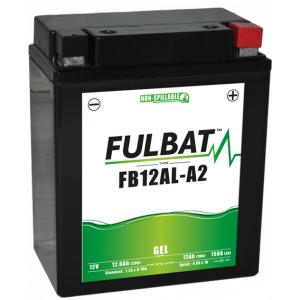 Gel battery FULBAT FB12AL-A2 GEL (YB12AL-A2 GEL)