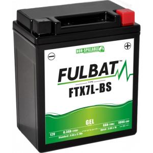 Gel battery FULBAT FTX7L-BS GEL (YTX7L-BS GEL)