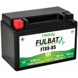 Gel battery FULBAT FTX9-BS GEL (YTX9-BS GEL)