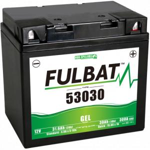 Gel battery FULBAT 53030 GEL (F60-N30L-A)