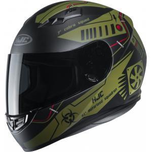 Integralny kask motocyklowy HJC CS-15 Tarex MC45SF