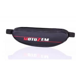 Kapsa na řídítka MotoZem černá wyprzedaż