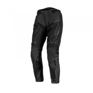 Moto kalhoty Rebelhorn Hiflow IV černé zkrácené