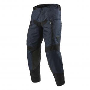 Motocrossowe spodnie Revit Peninsula niebieskie skrócone