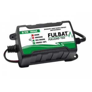 Battery charger FULBAT FULLOAD 750 6V/12V (suitable also for Lithium)