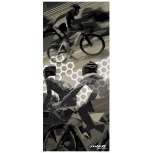 Nákrčník Roleff Cycle černý