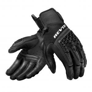 Rękawice motocyklowe Revit Sand 4 czarne