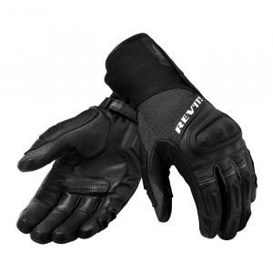 Rękawice motocyklowe Revit Sand 4 H2O czarne
