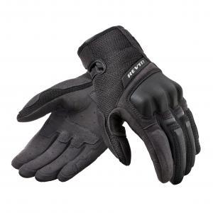 Rękawice motocyklowe Revit Volcano czarne