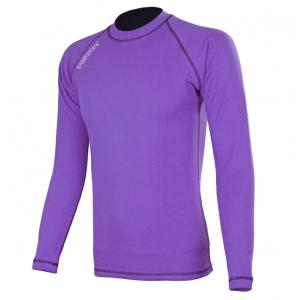 Termo triko RSA Heat fialové dlouhý rukáv wyprzedaż