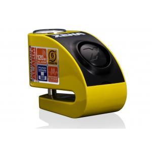 Zámek na kotoučovou brzdu XENA XZZ6L žlutý