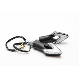 LED flasher lights MOTION STUFF ARROW Black