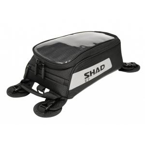 Small tank bag SHAD SL12M magnets
