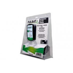 Battery charger FULBAT FULLOAD 1000 6-12V 1A (suitable also for Lithium)