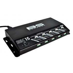 Automatic 5 - Bank Charger BS-BATTERY 5 Bank charger BK15 12V 5x1.5A