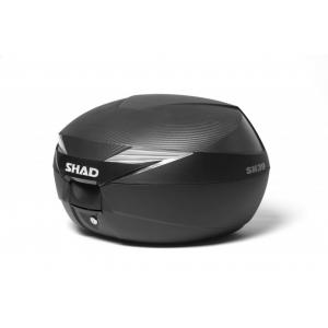 Top case SHAD SH39 Carbon