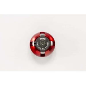 Plug oil cap PUIG 6157R red M27x3