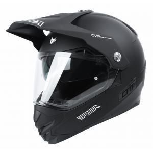Enduro kask RSA MX-01 EVO czarny mat