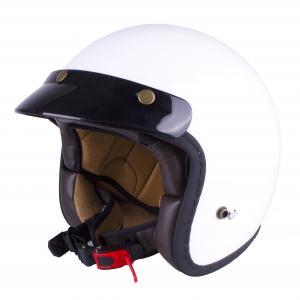 Otwarty kask motocyklowy Lazer Mambo Evo Z-Line biały