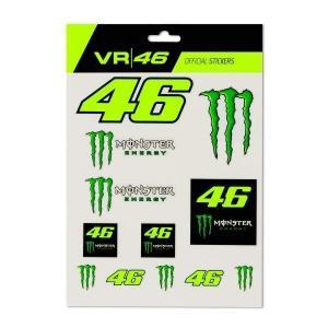 Sada nálepek VR46 Valentino Rossi Monster